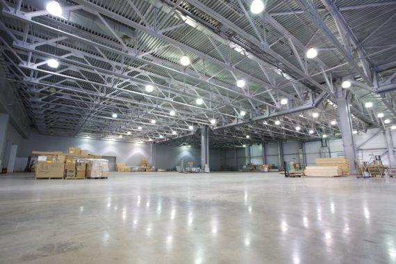 LED-warehouse-lighting